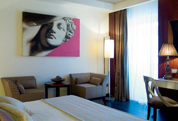 Salotto 123 Taormina.Hotel Imperiale Taormina Sicilia