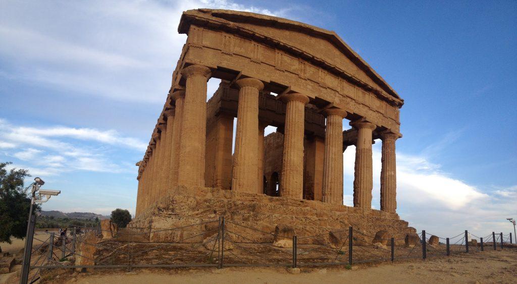 Tempio della Concordia (Foto di Alfredo Rossi)
