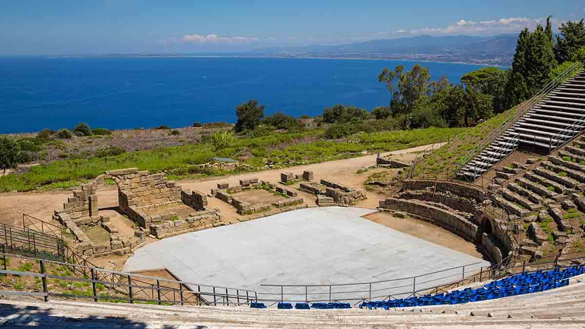 Area Archeologica di Tindari (Messina)