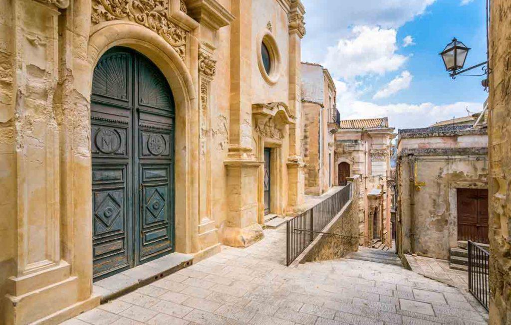 Chiesa Santa Maria dell'Itria a Ragusa Ibla