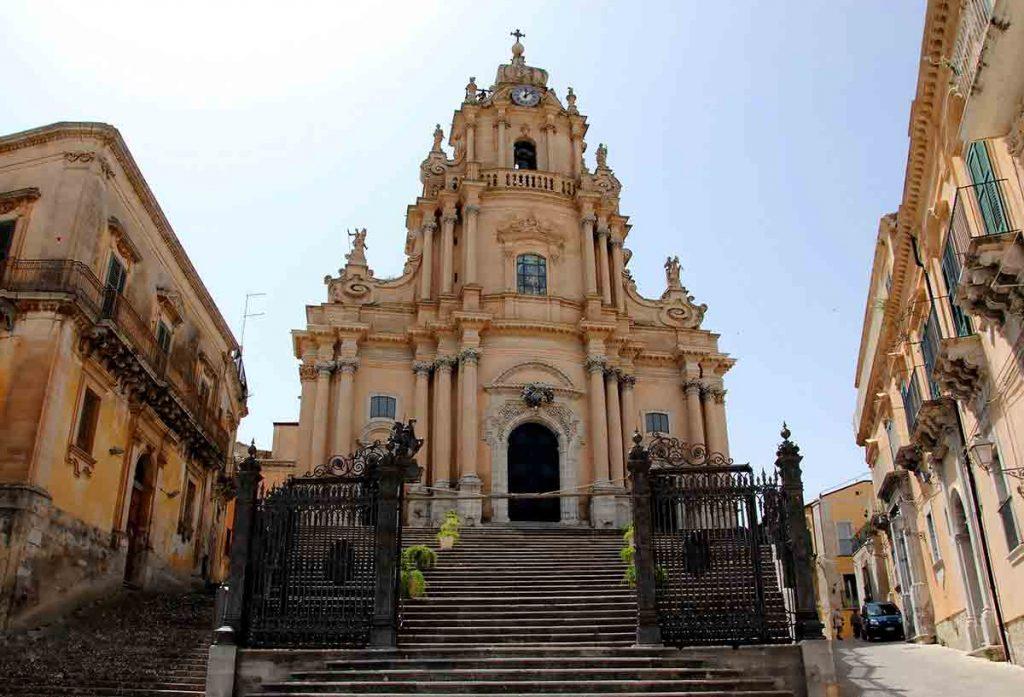 Duomo o Cattedrale di San Giorgio a Ragusa
