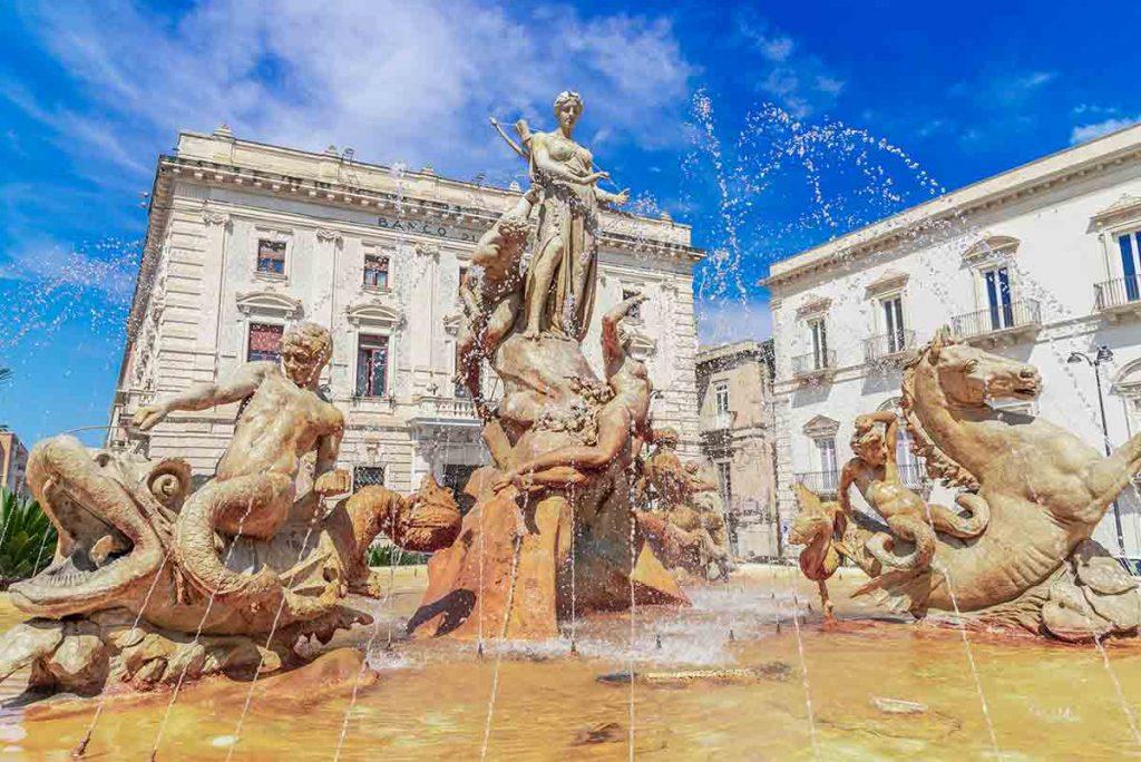 Fontana di Diana (Isola di Ortigia)
