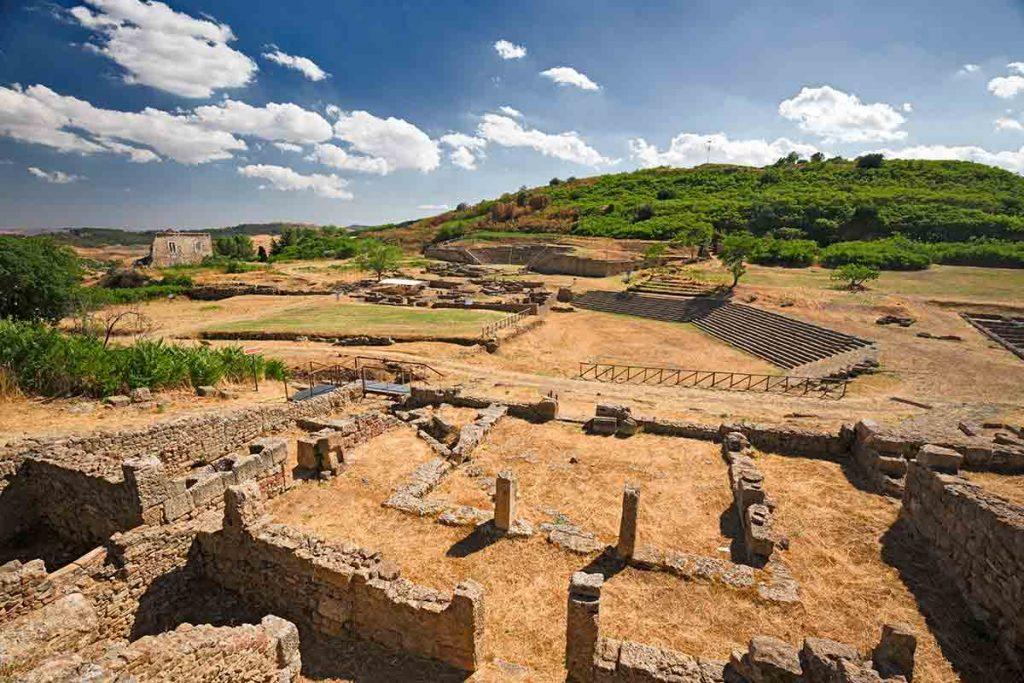 Sito Archeologico Morgantina (Enna)
