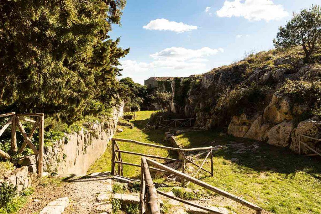Zona Archeologica Akrai - Palazzolo Acreide