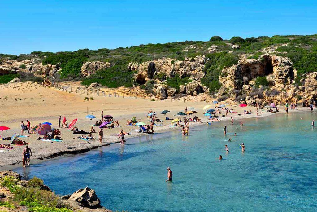 Spiaggia Calamosche (Vendicari)