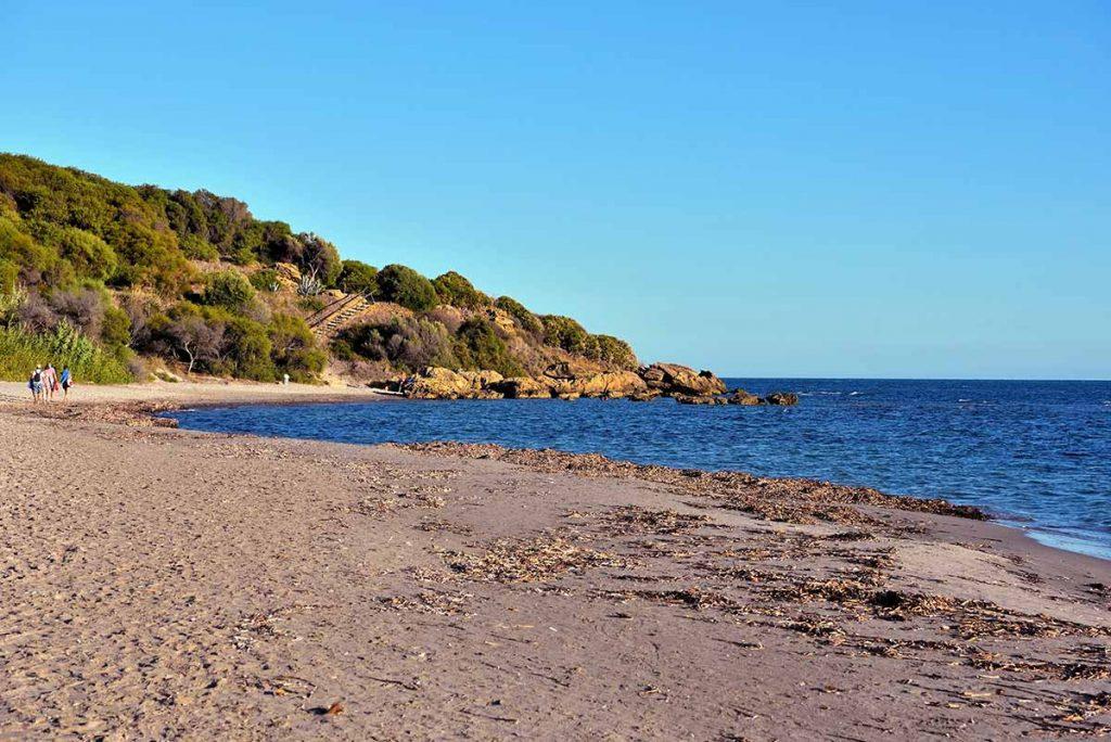Spiaggia Sovareto a Sciacca