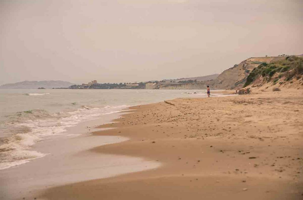 Spiaggia di Marina di Butera (Gela)