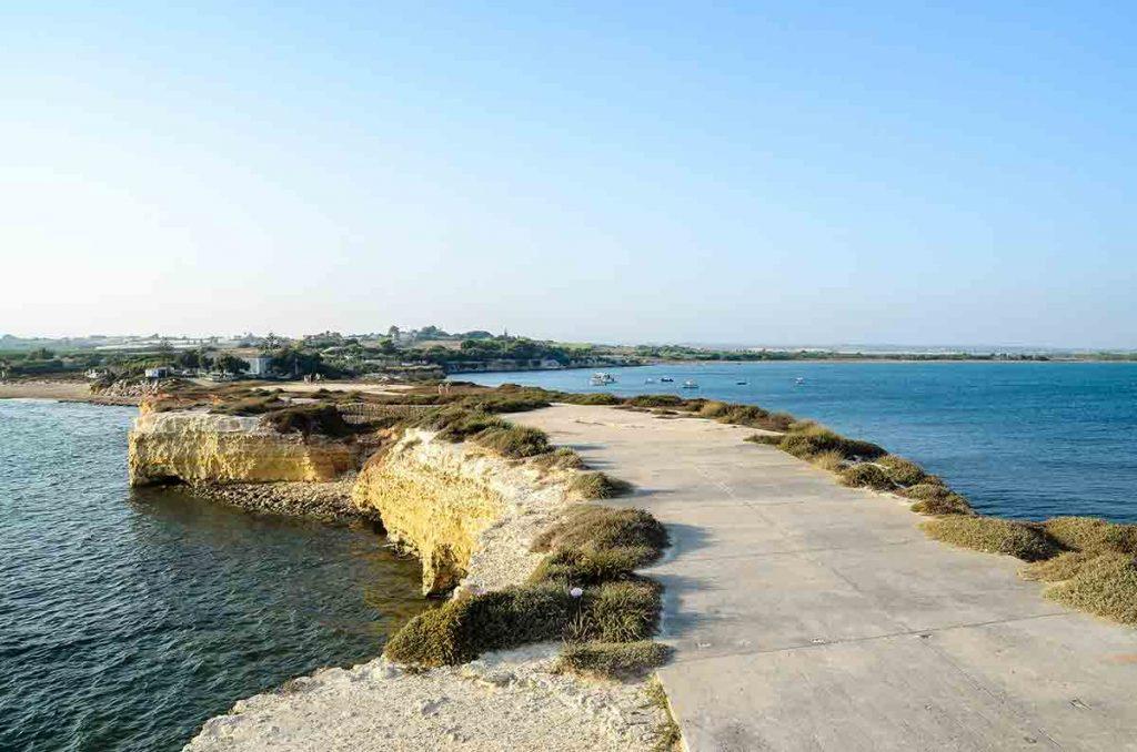 Punta Castellazzo, Ispica (Provincia di Ragusa)