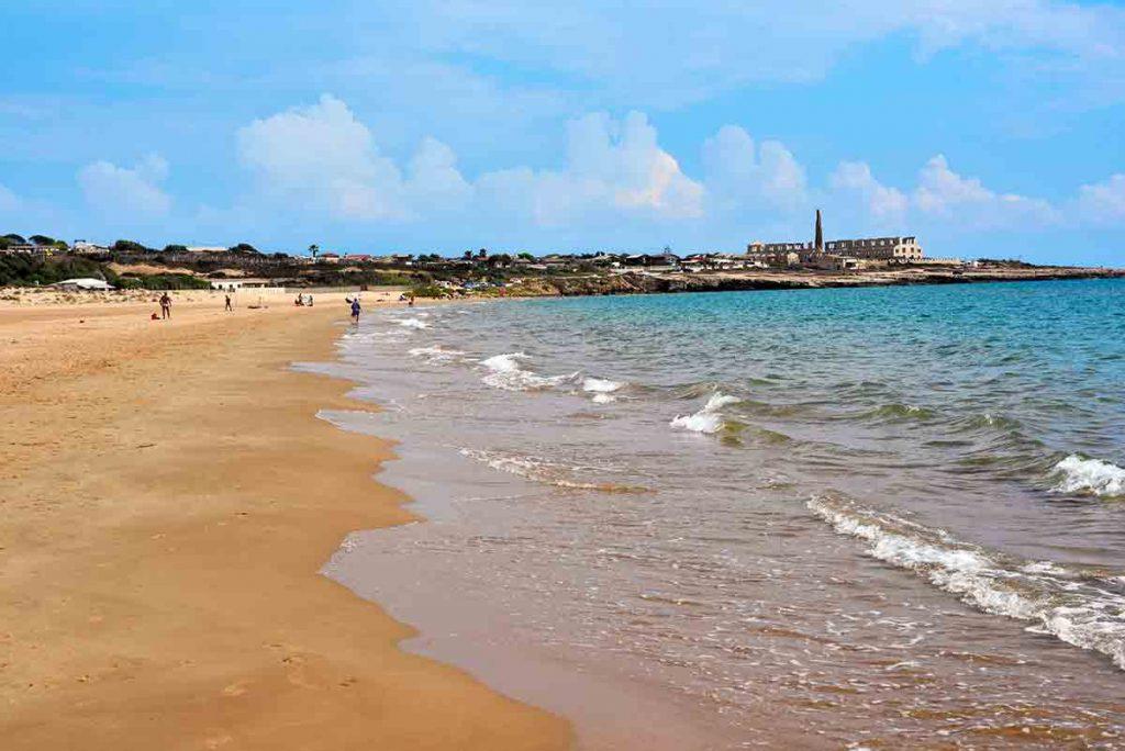 Spiaggia di Sampieri (Ragusa)