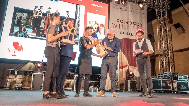 scirocco-wine-fest premiazione socio Cassarà