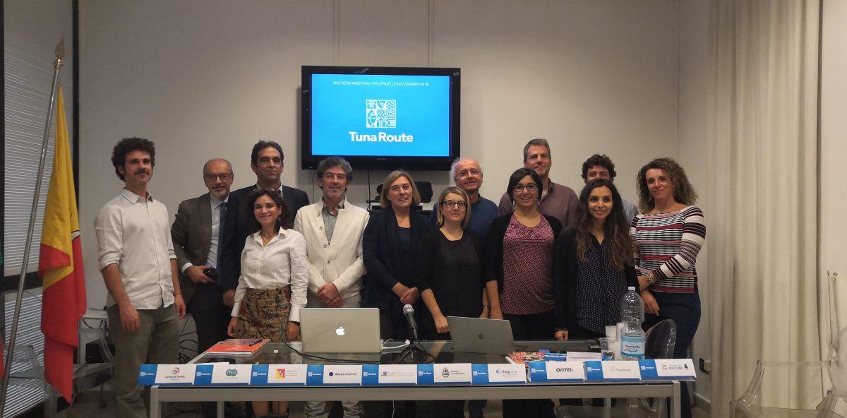 Parter-del-progetto-Tuna-Route-in-occasione-della-presentazione-a-Palermo