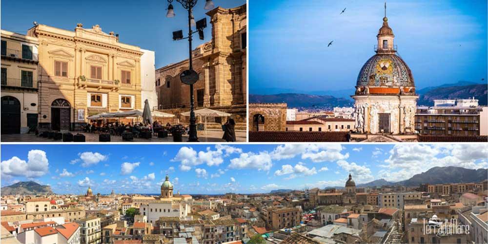 Terradamare Pass - Biglietto unico per 3 monumenti di Palermo al costo di €5