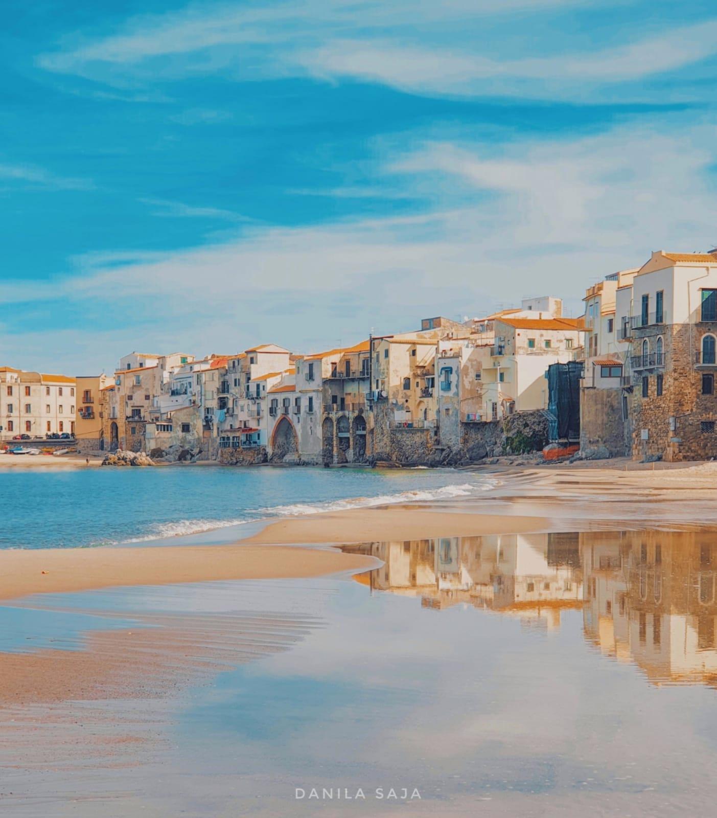 A Cefalù, Ferragosto all'insegna delle spiagge pulite