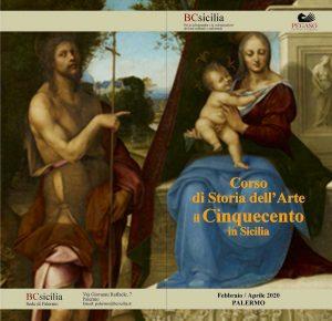 Palermo, inizia il Corso di Storia dell'Arte sul Cinquecento in Sicilia
