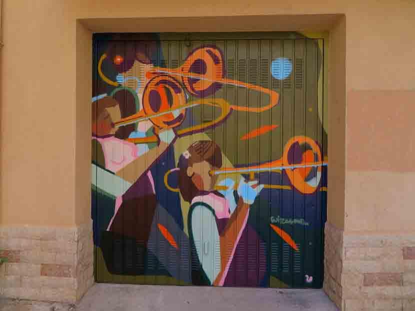 Montelepre Street Art