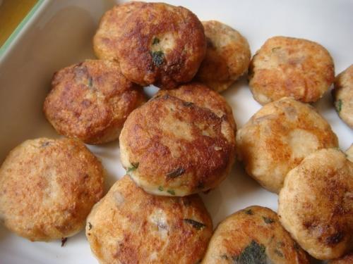 Polpette con melanzane e patate sicilia for Siti con ricette di cucina