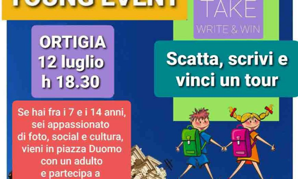 Young Event: Take, Write & Win