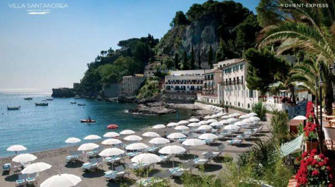 Villa Sant'Andrea Hotel Taormina